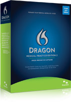 Nuance Dragon Medical Practical Edition