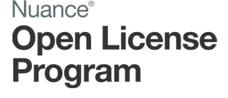 Nuance Open License Program