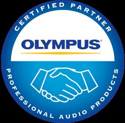Olympus Certified Partner