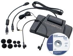 Olympus AS-7000 Transcription Kit