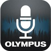 Olympus Dictation App